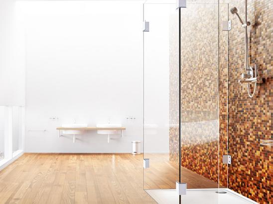 Galerie begehbarer Duschen: Ratgeber + Tipps | Saxoboard