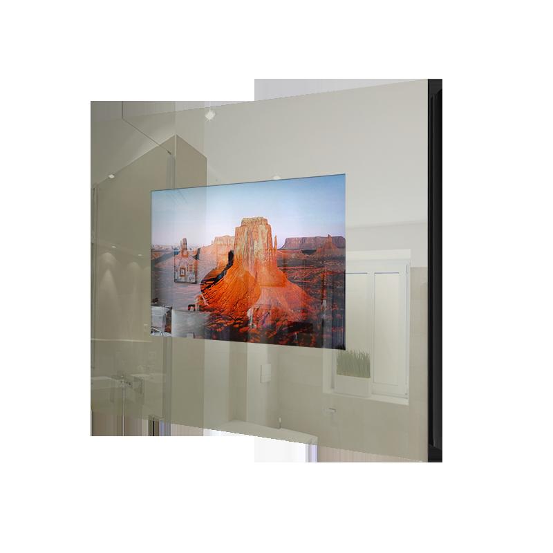 Fortgeschritten Spiegel Fernseher Wohnzimmer