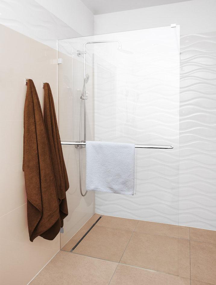 duschwand freistehend bpo. Black Bedroom Furniture Sets. Home Design Ideas