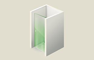 duschkabinen duschw nde. Black Bedroom Furniture Sets. Home Design Ideas