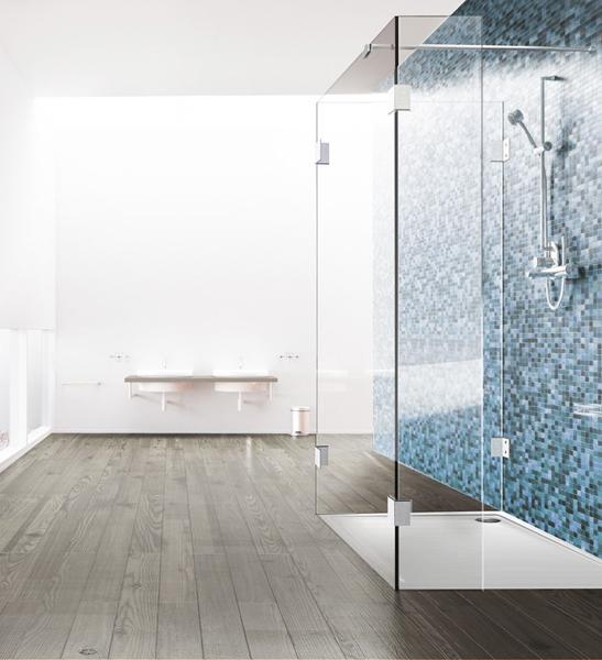 Dusche Schiebet?r Dreiteilig : Dusche Schiebet?r Dreiteilig : Galerie begehbarer Duschen mit