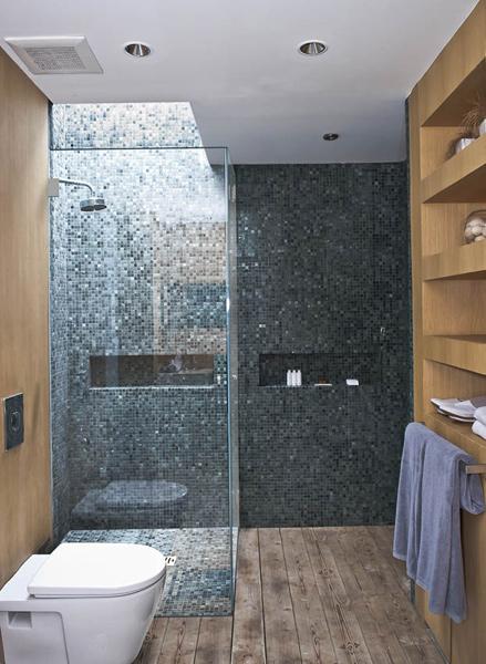 Glast?r Dusche Nische : Galerie begehbarer Duschen mit Ratgeber – Saxoboard.net