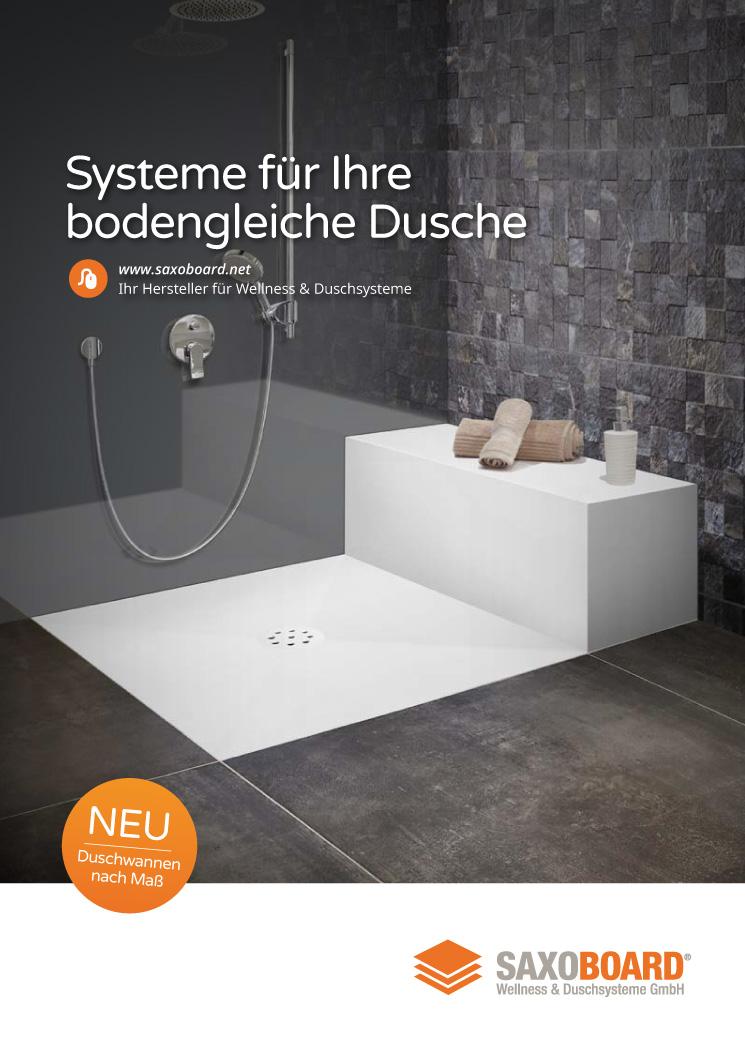 Turbo Bodengleiche Duschen & Duschtassen - Saxoboard.net MW13